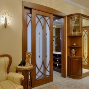 Как сочетать межкомнатные двери с мебелью?